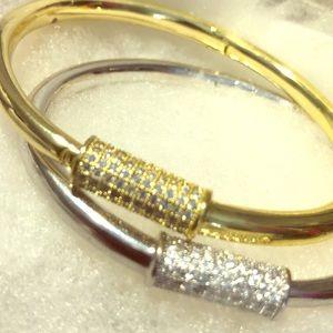 18k Gold Filled Bangles